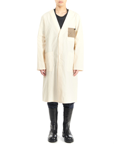 CLASSIC LABO COAT WITH SWATCHES