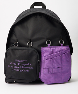 RS PADDED DOUBL'R PURPLE QUOTE