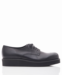 MIDWEST EXCLUSIVE BABY CALF DERBY SHOES RUBBER SOL