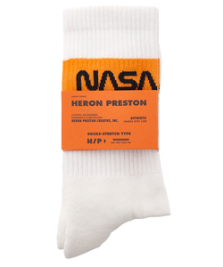 NASA COTTON RIB SOCKS
