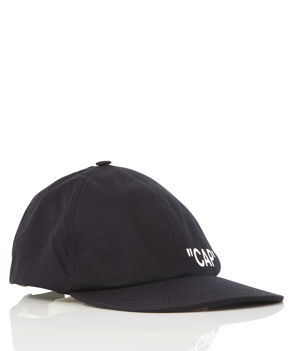 QUOTE BASEBALL CAP