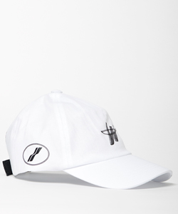 COTTON WELLDONE LOGO STAMP CAP