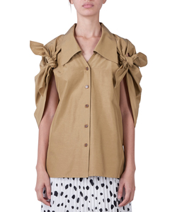 GWEN SILK COTTON SHIRT