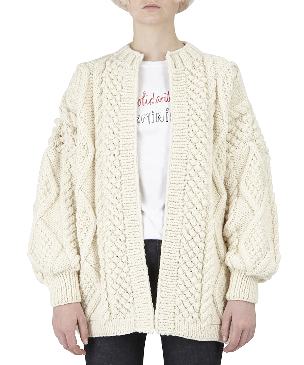 """KIM"" LONG SLEEVE CARDIGAN"