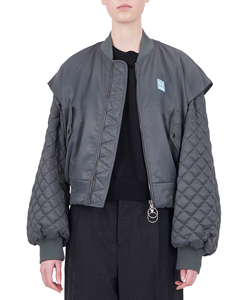 TECHNICAL PADDED BOMBER