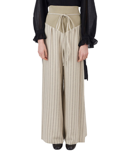 NAI STRIPE PANTS