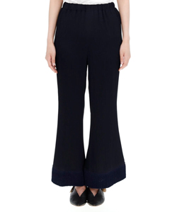 WAVE FRINGE PANTS