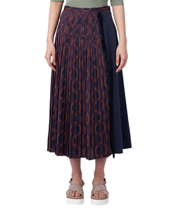 MILLOR PLEATS SKIRT