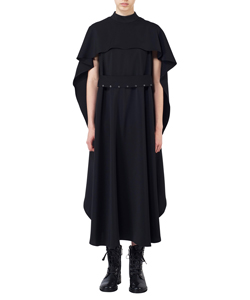 ZLATA CAPE DRESS