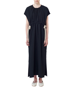 FRONT GATHER DRESS