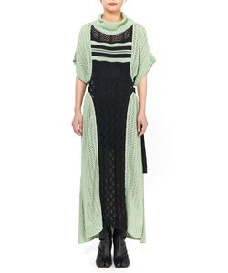 MIDWEST EXCLUSIVE LONG KNIT DRESS