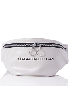 JLS EMBROIDERED WAIST BAG