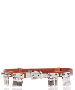 METAL FRINGE BELT