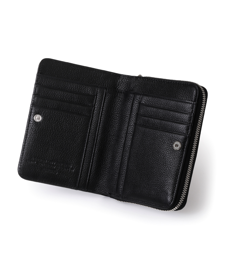 LEATHER MID WALLET