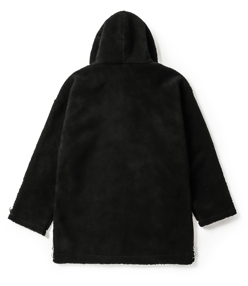 SIDE ZIP BOA COAT
