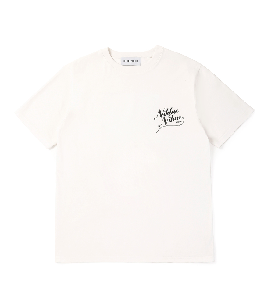 TOUR RACK TEE / WHITE