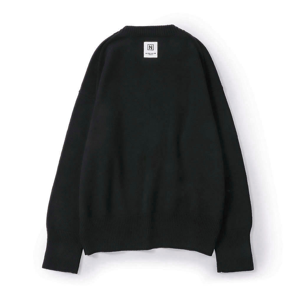 LONG SLEEVE KNIT