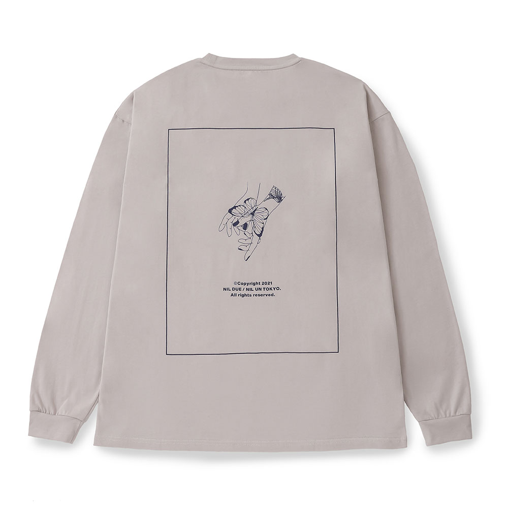 LONG SLEEVE TATTOO TEE