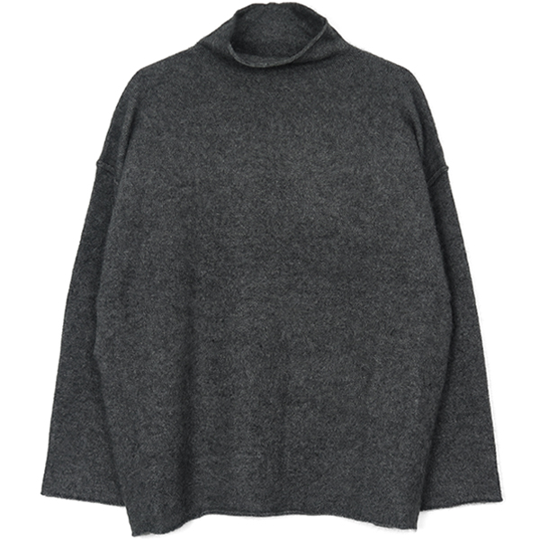Raccoon Raugh Knit/C.GRAY