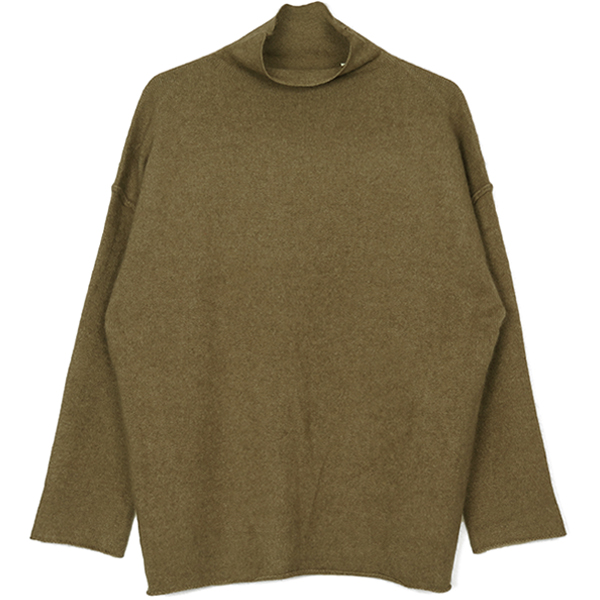 Raccoon Raugh Knit/MOCHA