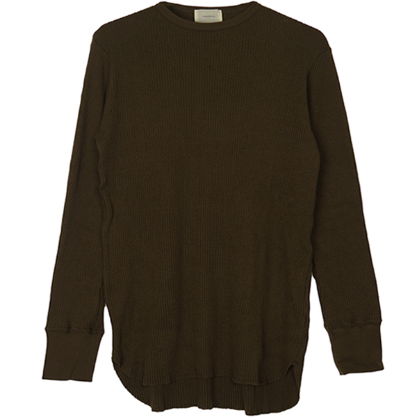 Boyfriend Soft Thermal/BROWN
