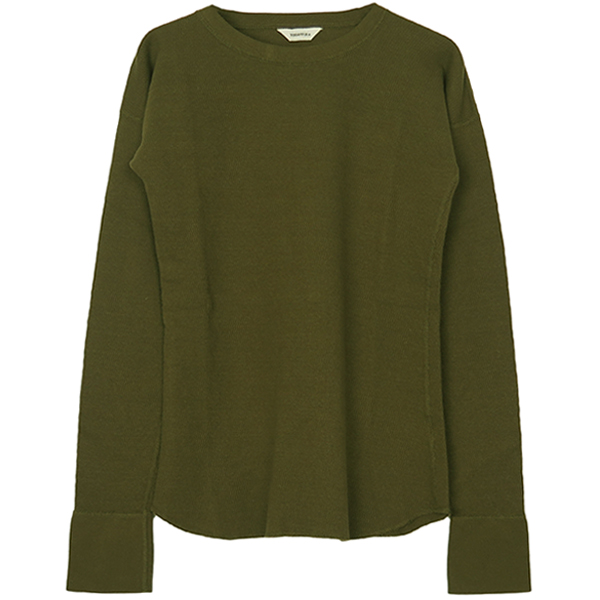 Vintage Honeycomb Thermal/KHAKI