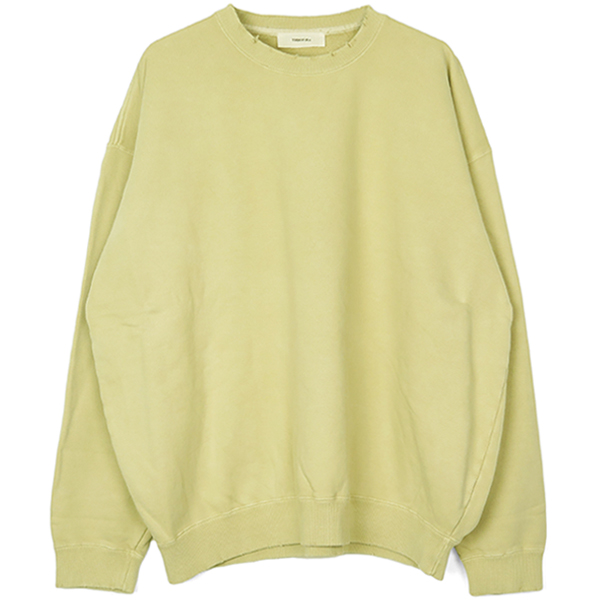 Vintage Boyfriend Sweat/CREAM