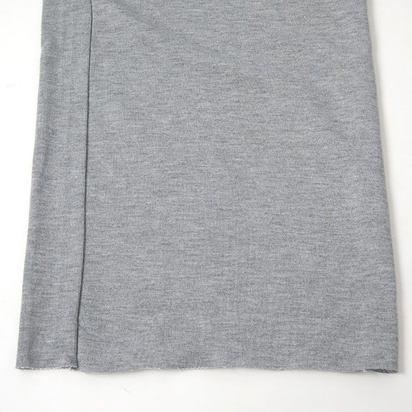 Wide Sweat Pants/GRAY