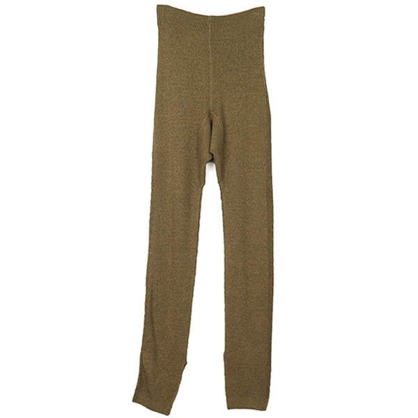 Thermal Knit Leggings/MOCHA
