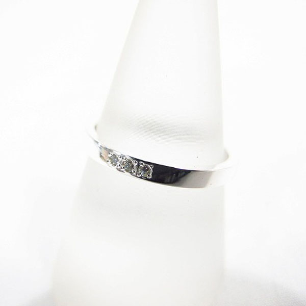 STUDS DOUBLE LOVE RING M