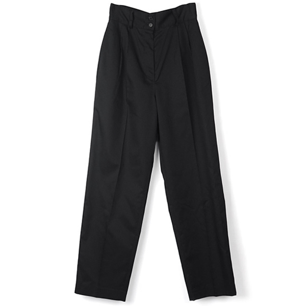 SUPER H/W PANTS/BLACK