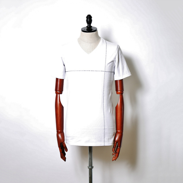 Lockstitch S/S Tシャツ