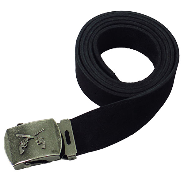 LEATHER GI BELT(17FRQ-09)