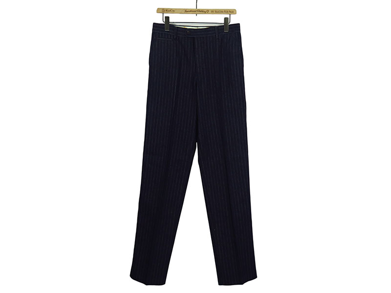NEW KAIHARA DENIM STRIPE PANTS(TSJP-72101-02)