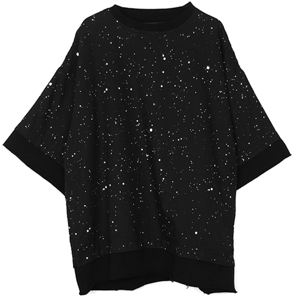 Dot Star Cutoff Sleeve PO M/BLT
