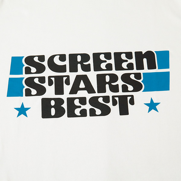 [N.HOOLYWOOD×SCREEN STARS]PRINT T-SHIRTS/WHITE
