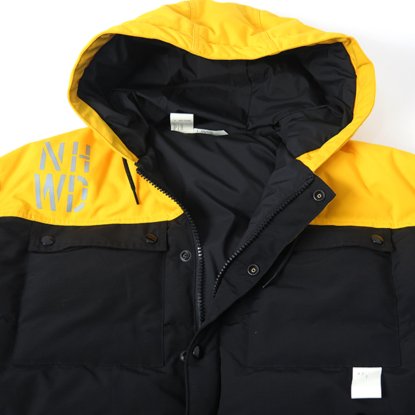 DOWN JACKET /BLACK