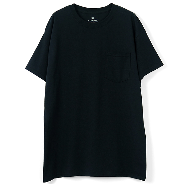 BACKPRINT T-SHIRTS/BLACK