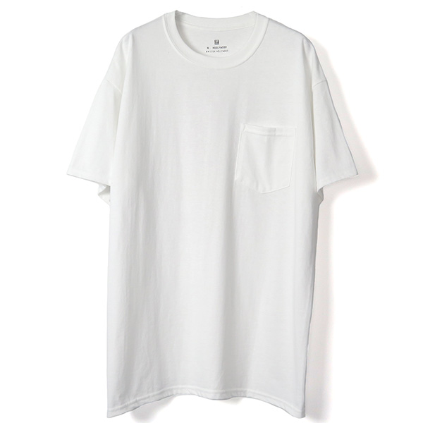 BACKPRINT T-SHIRTS/WHITE