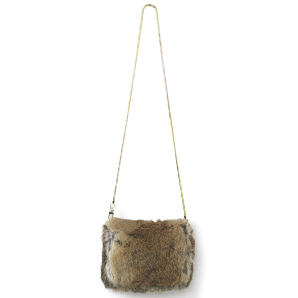 DSC. The Cats Whiskers SHOULDER BAG/BEIGE
