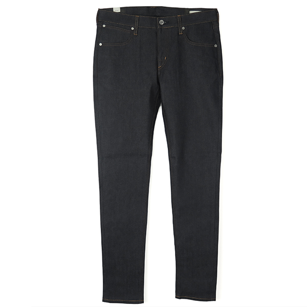 "RIGID DENIM SKINNY ""William""/INDIGO"