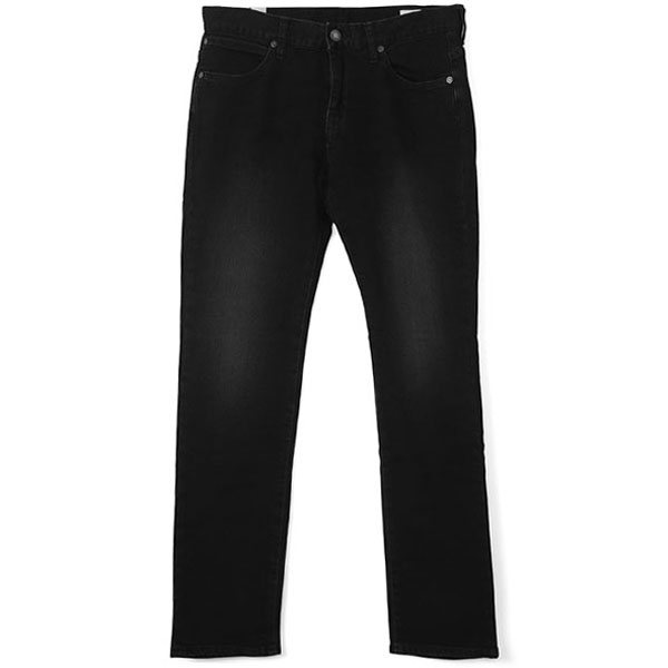 "E REGULAR DENIM TAPERED ""Jack""/BLACK"