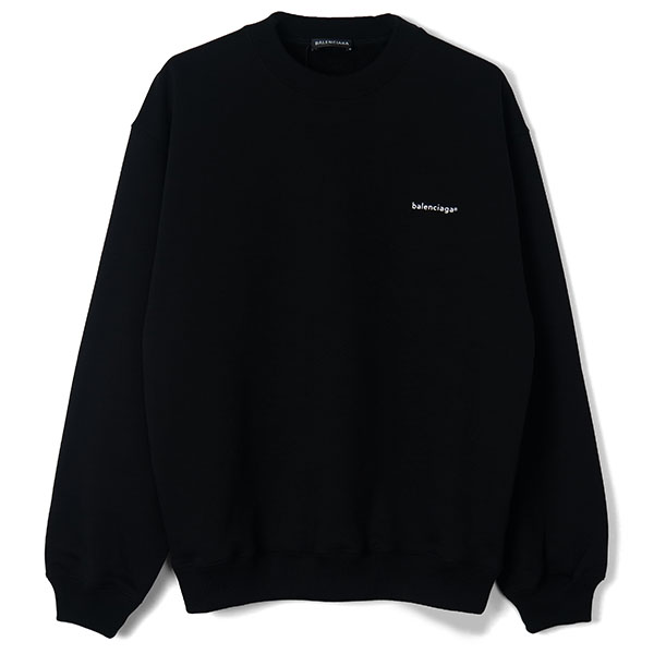 SWEATSHIRTS/BLACK