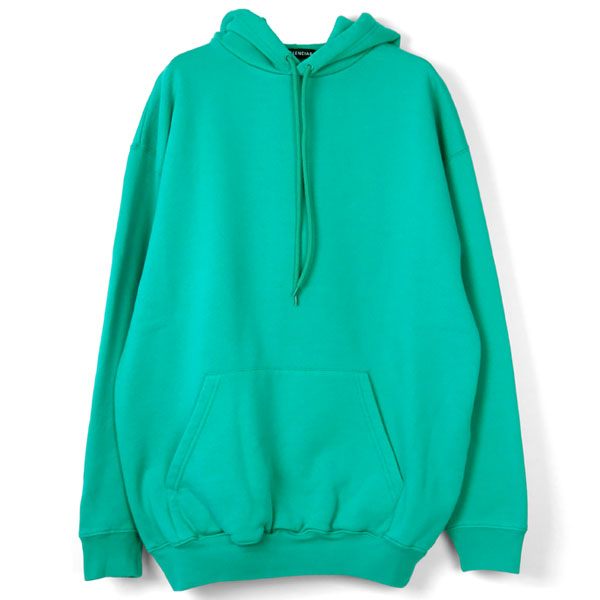 HOODIE/TURQUOISE