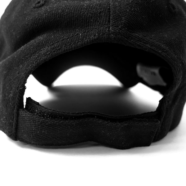 HAT WFP EMBROIDERY C/BLACK/WHITE