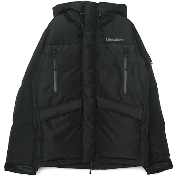 MOUNTAIN RANGE DOWN JACKET/BLACK