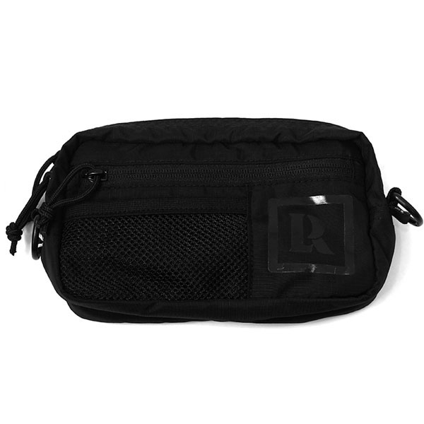 LIBERAIDERS SHOULDER BAG/BLACK