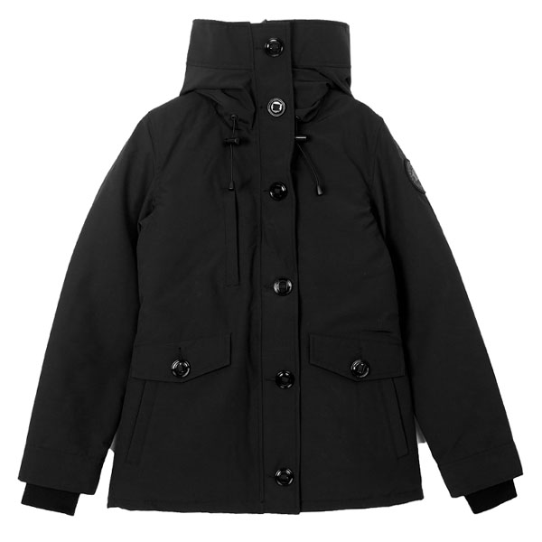 RIDEAU PARKA BLACK LABEL/BLACK