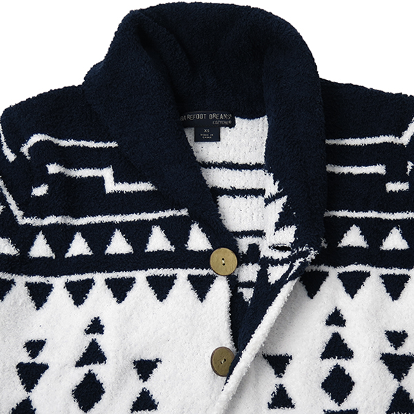 Eagle Shawl Cardigan/NAVY