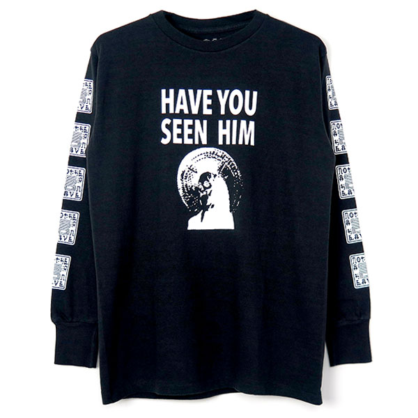 ANOTHER HEAVE× SD HAVE YOU SEEN HIM LS-T/BLACK